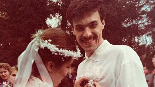 Весілля Ольги та Олега Тягнибоків