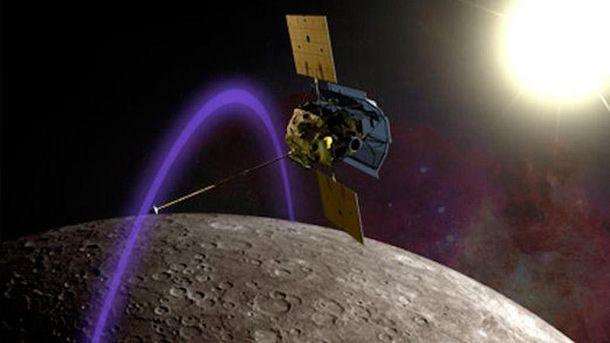 Міжпланетна станція Messenger