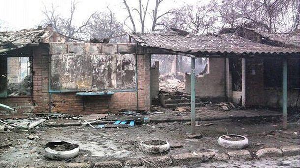 Вследствие 5-минутного обстрела Новотошковки погибла женщина