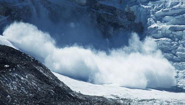 Сходження лавини