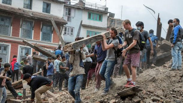 Внаслідок землетрусу у Непалі постраждав українець, — МЗС