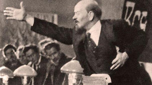 Володимир Ленін
