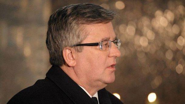 Броніслав Коморовський