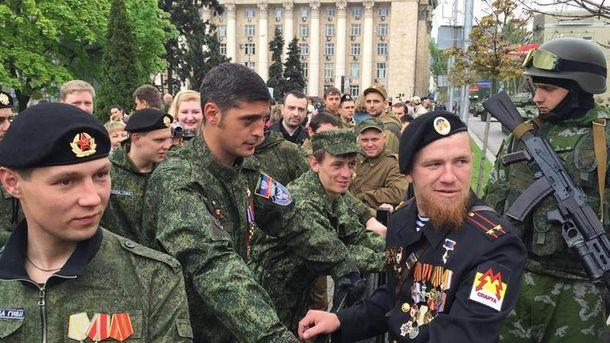 Моторола в Донецке