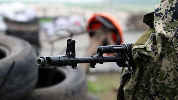 Бойовик зі зброєю