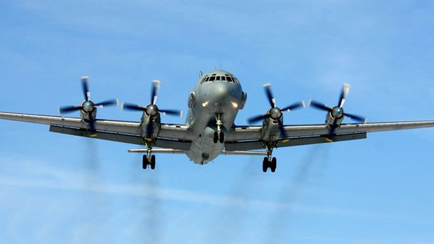 """Російський літак-розвідник """"заблукав"""" в Естонію"""