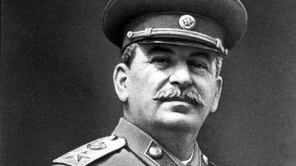 В Донецк вернулся Сталин