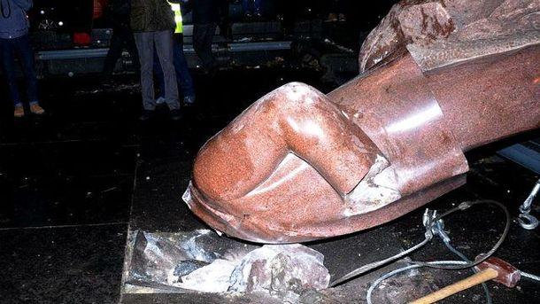 До 24 августа Киев полностью зачистят от Ленинов