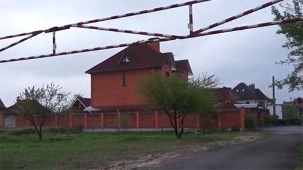 Дом глава ГАИ