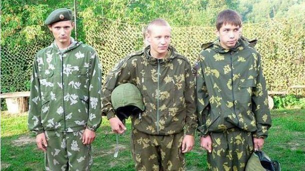 За боевиков воюют даже дети