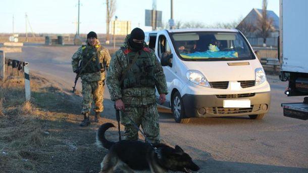 Пограничники задержали женщину, которая везла террористам паспорта и деньги