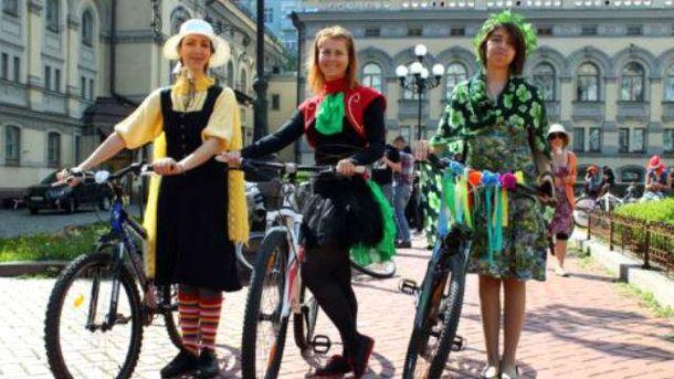 Жіночий велопарад