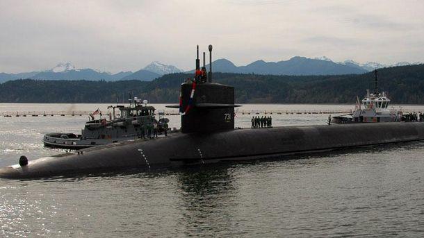 Ядерна субмарина Trident