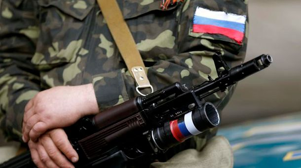 Російський військовий