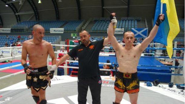 Украинская сборная удачно выступила на Чемпионате мира по кикбоксингу