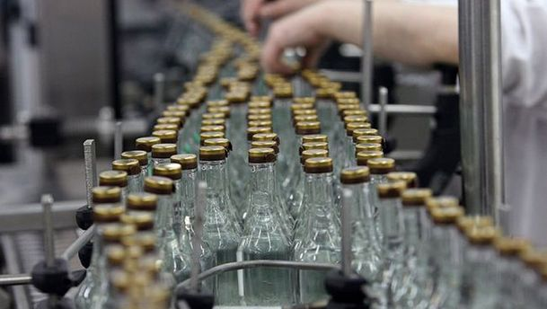 Виробництво горілки