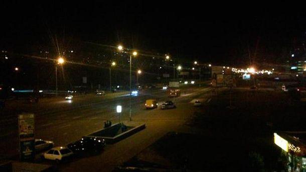 Проспект Бажана у Києві