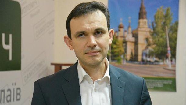 Олег Лаврик