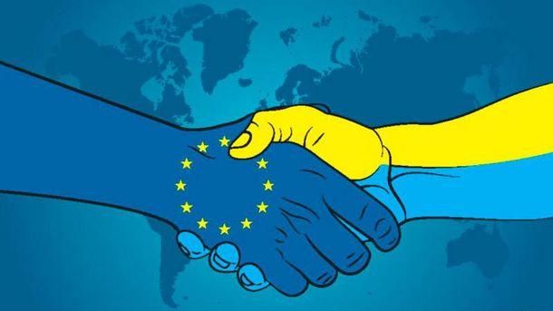 Україна — ЄС