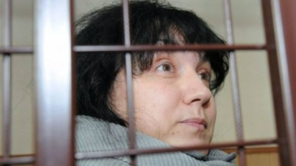 Лариса Чубарова