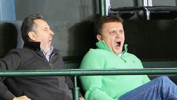 Фірташ і Льовочкін