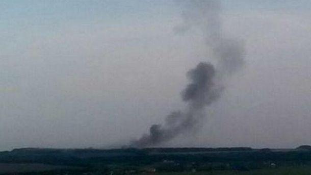 Донецк снова вздрогнул от мощного взрыва
