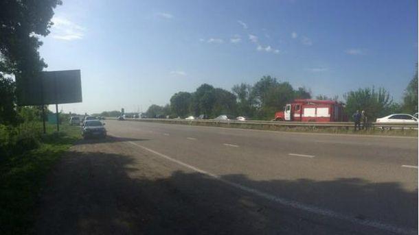 Траса Харків-Київ