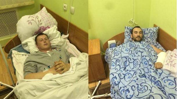 Євген Єрофєєв і Олександр Александров