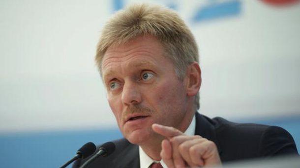 Пєсков відмовився відповідати, чи Росія планує вторгнутися в Україну