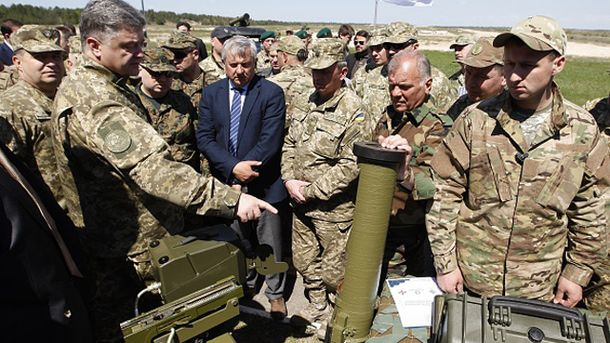 Современное оружие сознательно продавали за границу, чтобы ослабить страну, — Президент