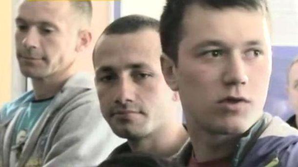 22 бойцов, которые вырвались из плена врага, судят за дезертирство