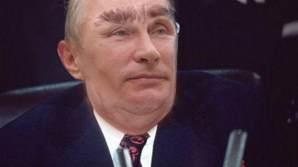 Путин как Брежнев  YouTube