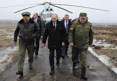 Путин и его силовики