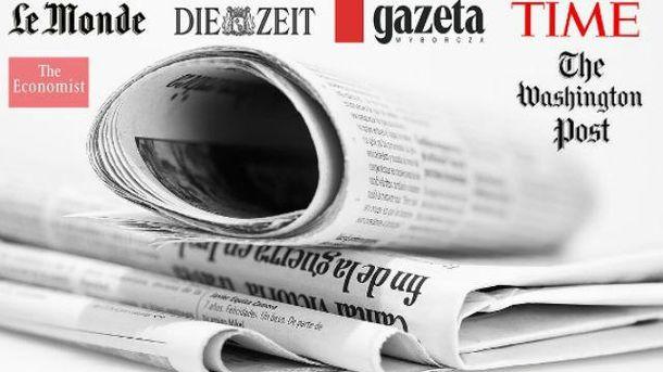 обзор международной прессы