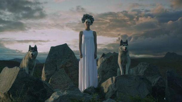 Кадр из клипа группы ONUKA