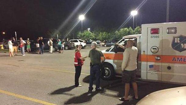 Эвакуация в США