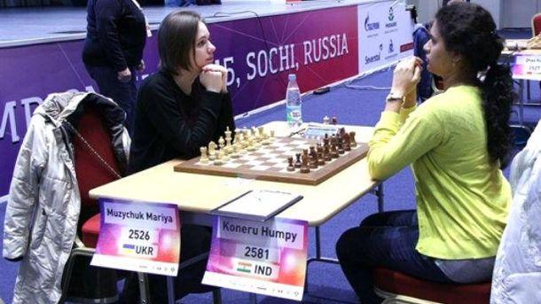 Чемпіонат з шахів