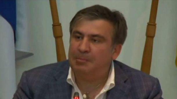 Міхаїл Саакашвілі