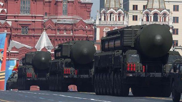 Россия несет ядерную угрозу