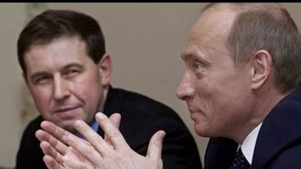 Андрій Ілларіонов та Путін