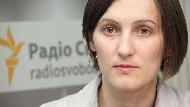 Ольга Стрелюк