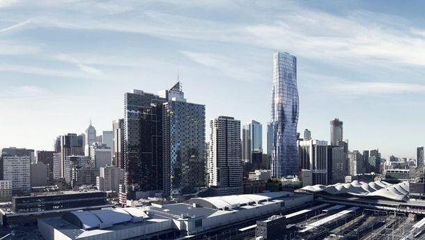 Проект небоскреба