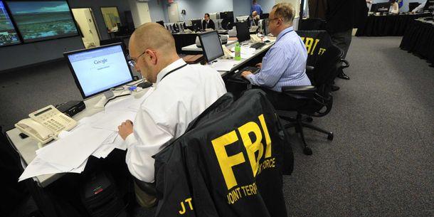 Работники FBI
