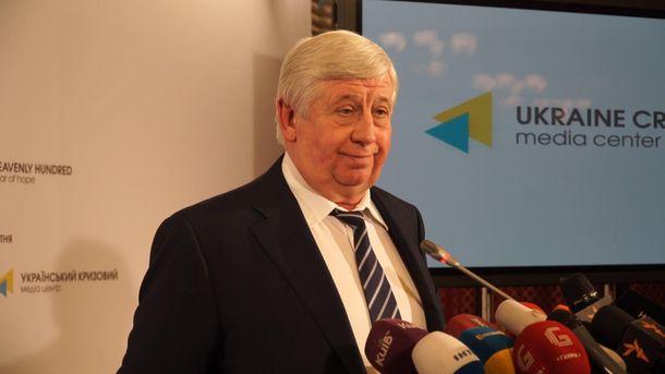 Віктор Шокин