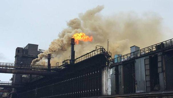 Коксохімічний завод в Авдіївці