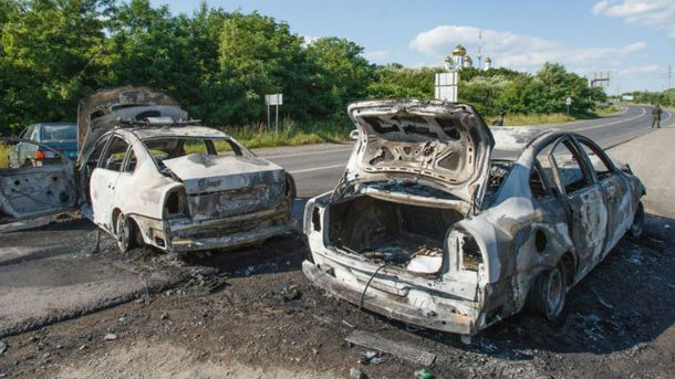 Конфликт в Мукачеве