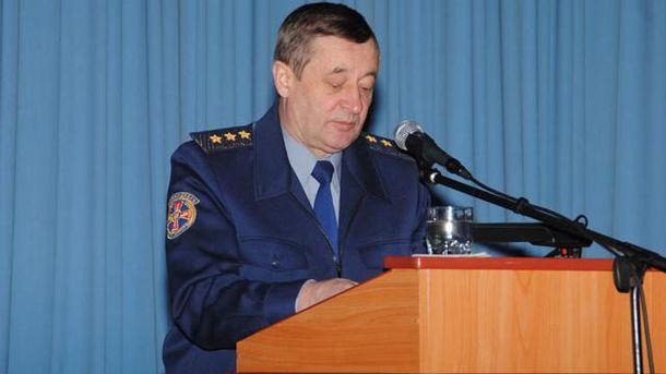 Юрий Байдак