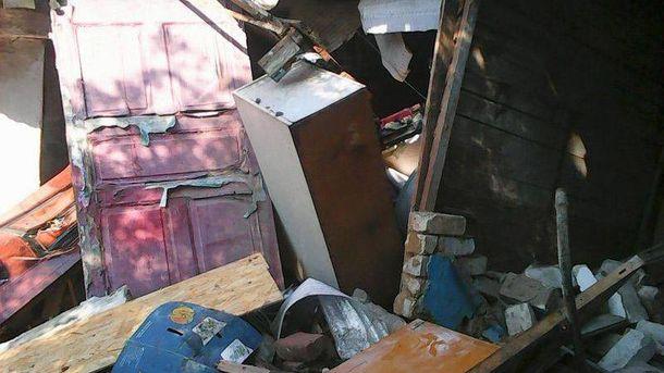Террористы обстреляли село Кодема