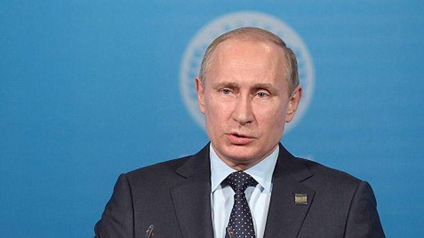 Путину не понравились изменения в Конституцию Украины
