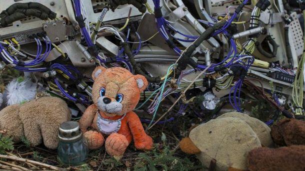 Трагедія зі збитим  Boeing 777